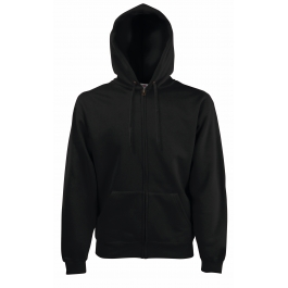 Premium Hooded Zip Sweat Fruit of the Loom 62-034-0