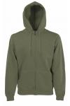 Premium Hooded Zip Sweat Fruit of the Loom 62-034-0