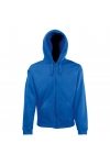 Classic Hooded Sweat Jacket Fruit of the Loom 62-062-0