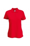 65/35 Polo Lady-Fit Fruit of the Loom 63-212-0