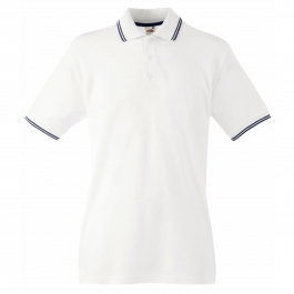 Tipped Polo Fruit of the Loom 63-032-0