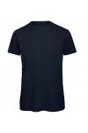 T-shirt homme col rond B&C Organic TM042