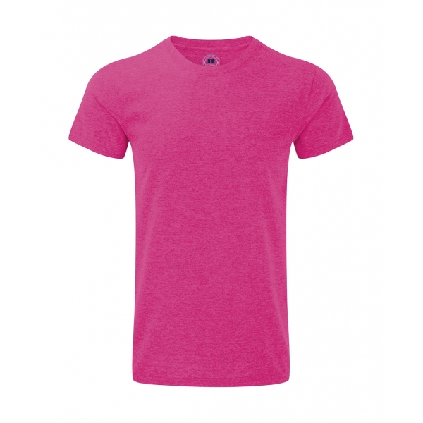 Tee Shirt En Polyester Coton Russell R-165M-0