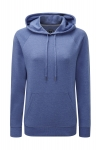 Sweatshirt Capuche Femme 65/35 Polyester Coton Russell R-281F-0