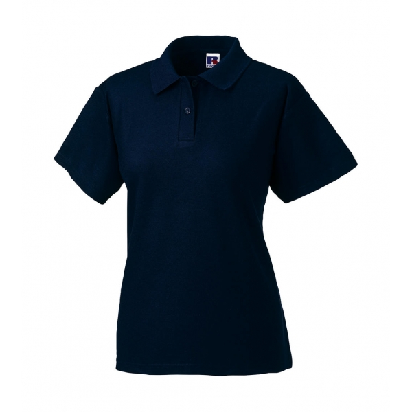 Polo Femme 100% Coton Russell R-569F-0