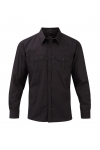 Chemise Manches Longues Style Baroudeur Russell R-918M-0