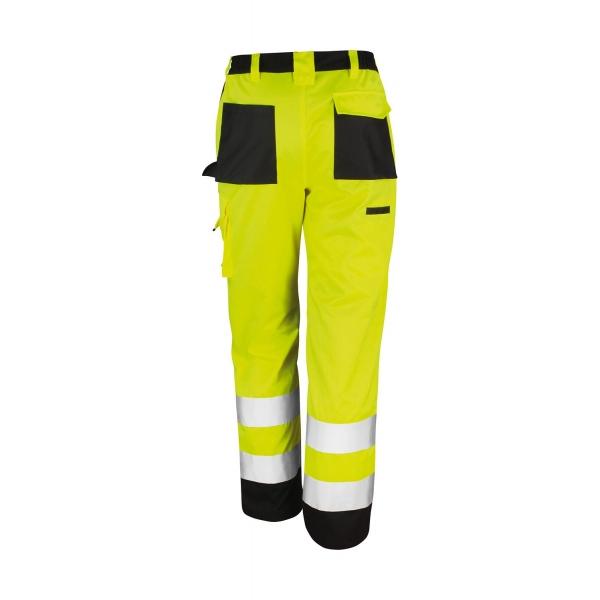 Pantalon de Sécurité Safety Cargo Trouser Result R327X