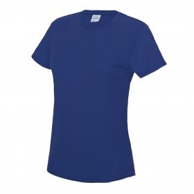 T-Shirt Femme Col V Tri-Blend Anvil 6750VL