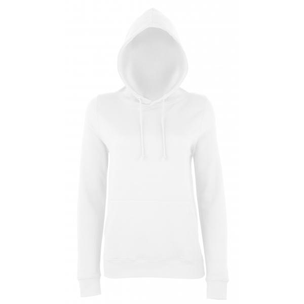 Sweat-shirt à capuche Femme College Girlie AWDis JH001F