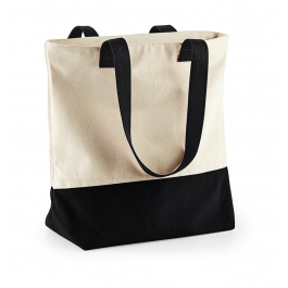 Tote Bag en Canvas BagBase BG683