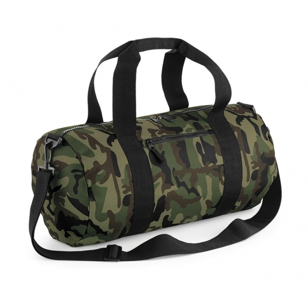 Sac Polochon Camouflage BagBase BG173